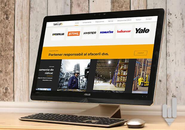 creare-site-industrie