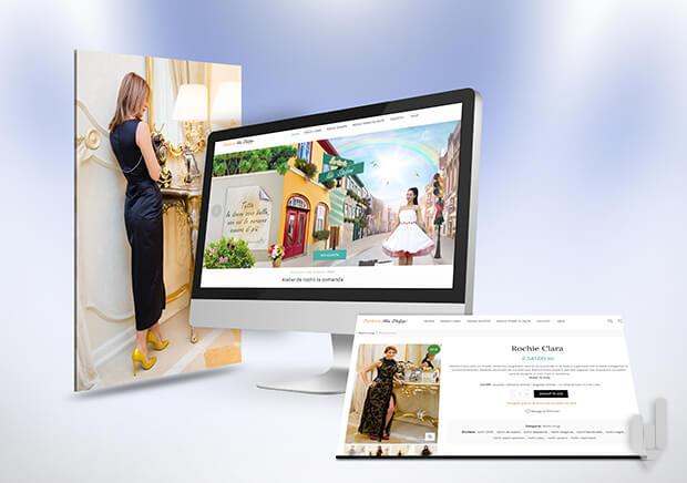 model-website-vanzare-rochii